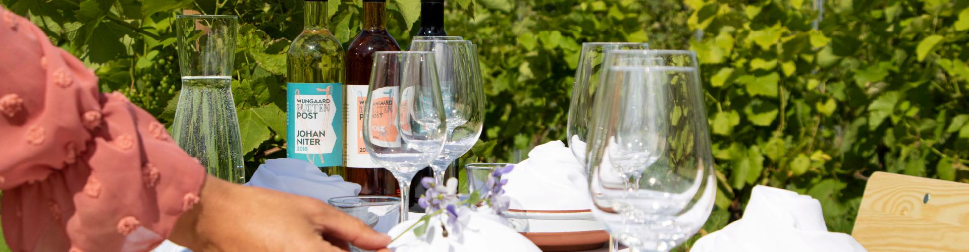 Het Wijngaarddiner-2 - Oogst op Buitenpost - Buitenpost