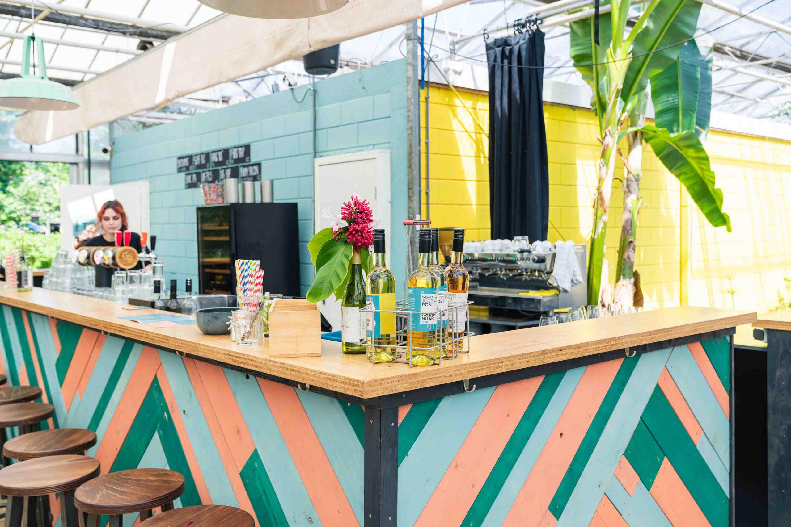 Bar- en restaurantkas - Buitenpost